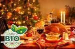Organic menu Christmas duck for 4 persons