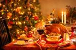 Weihnachtsente mit Soße - ohne Beilagen